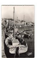 44 Le Pouliguen Le Port Bateau Papa Louis CPSM PF Edit Estel N°33739 Photo - Le Pouliguen