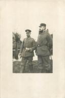 LE QUESNOY CARTE PHOTO ALLEMANDE 1915 - Le Quesnoy
