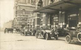 CAMBRAI CARTE PHOTO ALLEMANDE 1917 - Cambrai