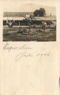 ESQUERCHIN CARTE PHOTO ALLEMANDE  1916 - Francia