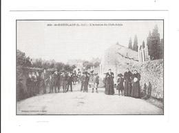 REPRODUCTION - SAINT HERBLAIN L AVENUE DU CLOS AMIS - Saint Herblain