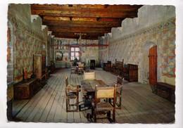 Vallee D'Aoste Pittoresque, Castello Di Fenis, Sala Del Trono, Unused Postcard [23292] - Italy