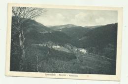 CAMALDOLI - AREZZO - PANORAMA - NV  FP - Arezzo
