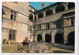 Castelli Valdostani, Cortile Castello D'ISSOGNE, Melograno In Ferro Battuto, Unused Postcard [23295] - Italy
