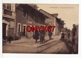 RAYAK-LIBAN-LIBANON Vue Sur La Station-GARE-Bahnhof-Voie Chemin De Fer Editeur Au Bon Marché, Beyrouth - Lebanon