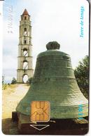 CUBA - Torre De Iznaga, Tirage 40000, Used - Kuba
