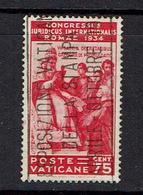 VATICAN...1935....used - Vatican