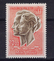 MONACO - TIMBRE POSTE AERIENNE N° 90A NEUF ** LUXE (COTE 61€) Neuf SANS Charniere - Poste Aérienne