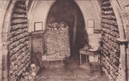 HYTHE PARISH CHURCH - THE CRYPT - England