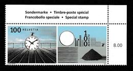 SWITZERLAND 2012 Modern Art/Ursus Wehrli: Single Stamp UM/MNH - Neufs
