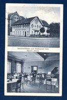 Speyer. Bahnhofrestauration & Hotel Lutz. - Speyer