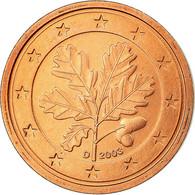 République Fédérale Allemande, 2 Euro Cent, 2003, FDC, Copper Plated Steel - Germany