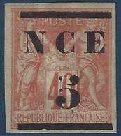 France Colonies Nelle Calédonie N°2* Neuf Très Frais TTB - Unused Stamps