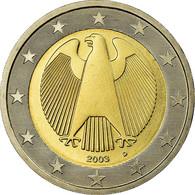 République Fédérale Allemande, 2 Euro, 2003, FDC, Bi-Metallic, KM:214 - Germany