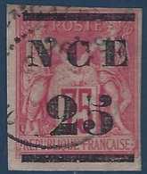 France Colonies Nelle Calédonie N°5 Oblitéré Très Frais TTB - Unused Stamps