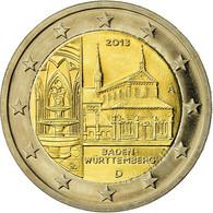 République Fédérale Allemande, 2 Euro, Baden-Wurttemberg, 2013, Proof, FDC - Germany