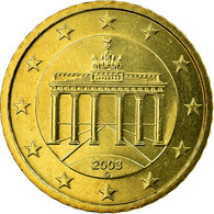 République Fédérale Allemande, 50 Euro Cent, 2003, SPL, Laiton, KM:212 - Germany