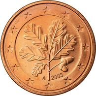 République Fédérale Allemande, 5 Euro Cent, 2003, SPL, Copper Plated Steel - Germany