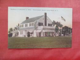 Hand Colored  Residence B Allen  Westhampton Beach  New York > Long Island  Ref  3476 - Long Island