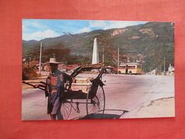 Rickshaw At Ayer Itam Road Penang  Ref  3476 - Malaysia
