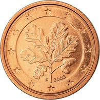 République Fédérale Allemande, 2 Euro Cent, 2003, SPL, Copper Plated Steel - Germany