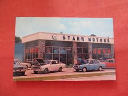 Starr Motors  Simca  Chrysler Sunbeam  Florida > St Petersburg        Ref  3476 - St Petersburg