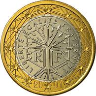 France, Euro, 2001, SUP, Bi-Metallic, KM:1288 - France