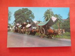 Bullock Carts  Malacca       Ref  3476 - Malaysia