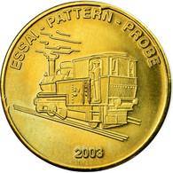 Suisse, Fantasy Euro Patterns, 20 Euro Cent, 2003, SUP, Laiton - EURO