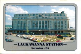 Pennsylvania Scranton Lackawanna Station 1986 - United States