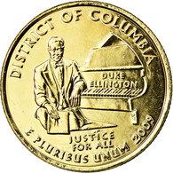 Monnaie, États-Unis, District Of Columbia, Quarter, 2009, U.S. Mint, Denver - Federal Issues