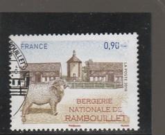 FRANCE 2010 BERGERIE NATIONALE RAMBOUILLET OBLITERE  YT 4444 - - Frankreich