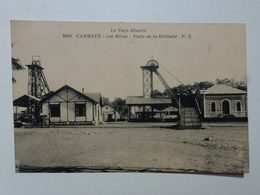 81 CARMAUX  Carte En état Concours - Les Mines - Puits De La Grillatié  DEN835 - Carmaux