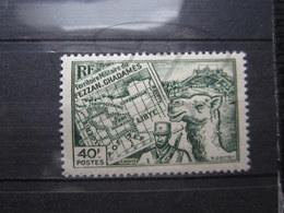 VEND BEAU TIMBRE DU FEZZAN N° 41 , XX !!! - Fezzan (1943-1951)