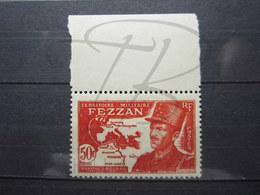VEND BEAU TIMBRE DU FEZZAN N° 53 + BDF , XX !!! - Fezzan (1943-1951)