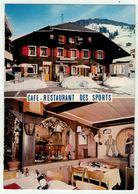 Suisse // Schweiz // Valais // Morgins, Café Restaurant Des Sports - VS Valais