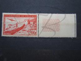 VEND BEAU TIMBRE DE POSTE AERIENNE DU FEZZAN N° 7 + BDF , X !!! - Fezzan (1943-1951)