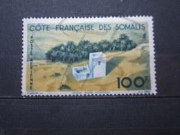 VEND BEAU TIMBRE DE POSTE AERIENNE DES SOMALIS N° 21 , X !!! - Côte Française Des Somalis (1894-1967)