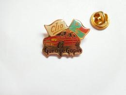 Beau Pin's , Auto Renault Clio , Garage Gapin , Saint Julien De Chédon , Loir Et Cher - Renault