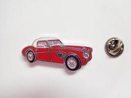 Superbe Pin's En EGF , Auto Austin Healey - Other