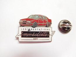 Beau Pin's En EGF , Auto BMW , Les Prestations Immédiates - BMW