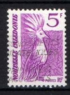 NUOVA CALEDONIA - 1988 - Kagu - USATO - Usati