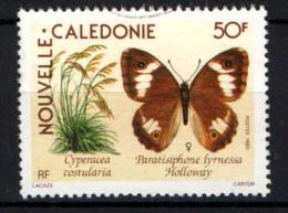 NUOVA CALEDONIA - 1990 - Cyperacea Costularia - USATO - Usati