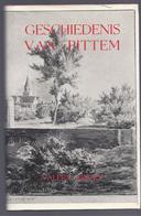 GESCHIEDENIS VAN PITTEM Door VALERE ARICKX 2e UITGAVE 1981 VAN HET BOEK UIT 1951 + 3 LOSSE KAARTEN - Geschiedenis