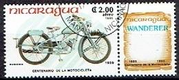 NICARAGUA # FROM 1985 STAMPWORLD 2637 - Nicaragua