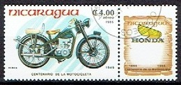 NICARAGUA # FROM 1985 STAMPWORLD 2638 - Nicaragua