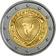 Lituânia  2euro Cc- - Lithuania