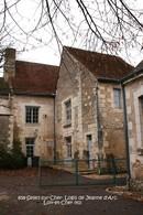 Selles-sur-Cher (41)- Ecole Clamecy-Logis De Jeanne D'Arc (Edition à Tirage Limité) - Selles Sur Cher
