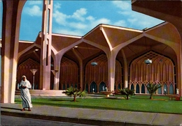 ! 4 Postcards From Saudi Arabien, Saudi Arabia, Dhahran Airport, Aerodrome, Flughafen - Aerodrome