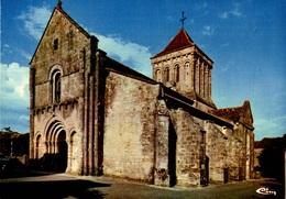 CPM Courcôme L'Eglise Environs De Villefagnan - Chiese E Cattedrali